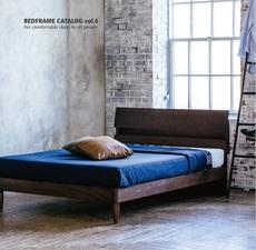 すのこベッド-ベッドフレーム